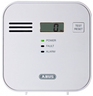 ABUS Kohlenmonoxidmelder / CO-Detektor COWM300 Bild 1