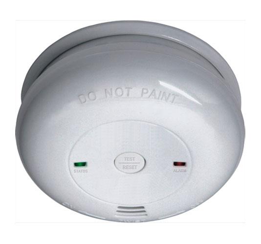 Smartwares Kohlenmonoxidmelder / CO-Gasmelder RM380 Bild 1