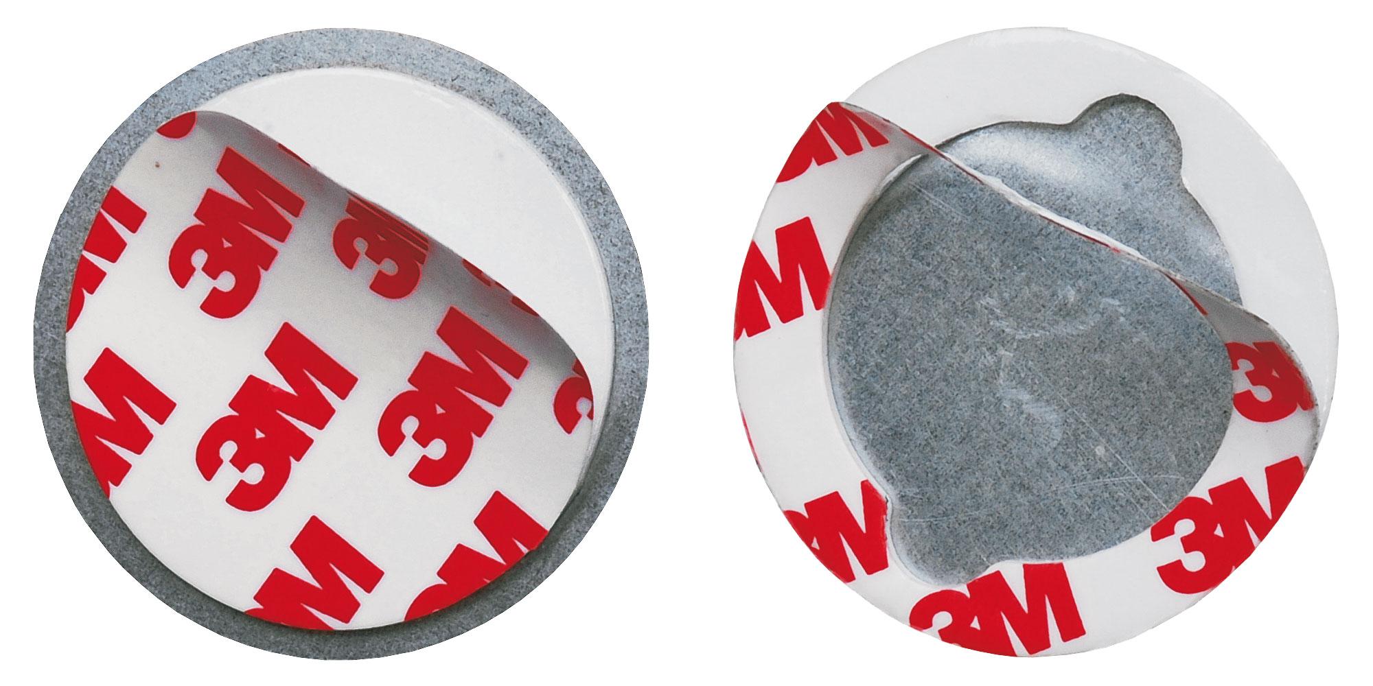 Magnetbefestigung RMAG3 Smartwares für Rauchmelder 5 cm Bild 1
