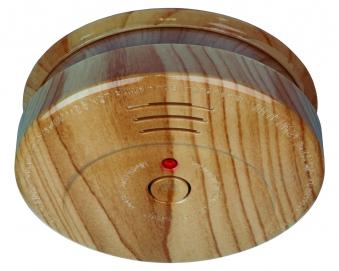 Rauchmelder / Rauchwarnmelder RM149H Smartwares Holzoptik Bild 1