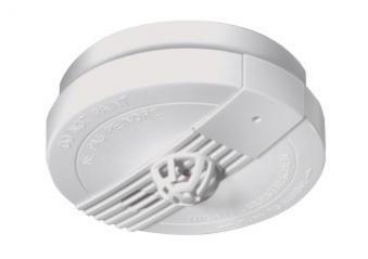 Rauchmelder / Hitzemelder FMH 4184 weiss