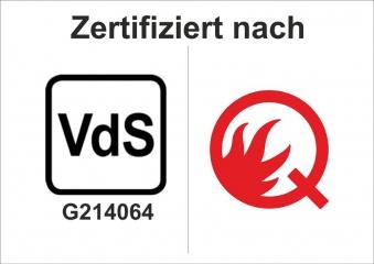 Rauchmelder / Volksrauchmelder Smartwares RM218 VdS Bild 2