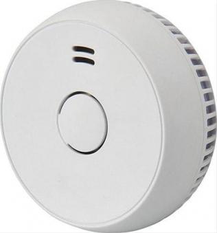Rauchwarnmelder Fotoelektronisch, Weiß Bild 1