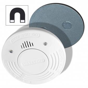 X4-LIFE Security Magnetplatte für Rauchmelder 3er Set Bild 2