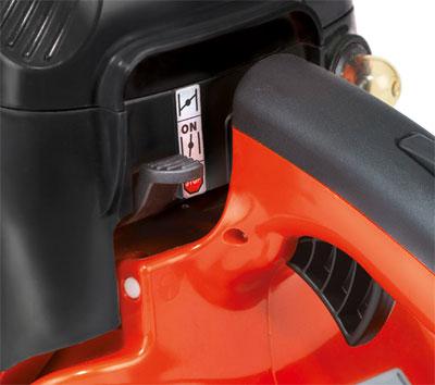 Benzin Kettensäge / Motorsäge Dolmar PS 420 SC / 45cm Bild 2