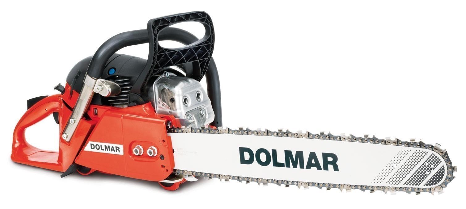 "Benzin Kettensäge / Motorsäge Dolmar PS-7910 50cm 3/8"" Bild 1"