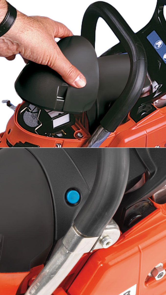 "Benzin Kettensäge / Motorsäge Dolmar PS-7910 50cm 3/8"" Bild 2"
