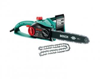 Bosch Elektro-Kettensäge AKE 35 S + 2. Kette Schwertl. 35cm 1800 Watt Bild 1