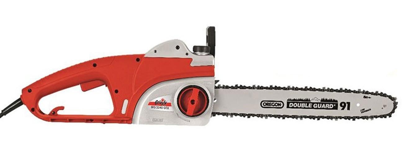Elektro Kettensäge Grizzly EKS 2240 QTX 2200 Watt Bild 1