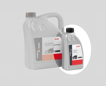 AL-KO Bio-Kettenöl für Kettensägen 1 Liter Bild 1