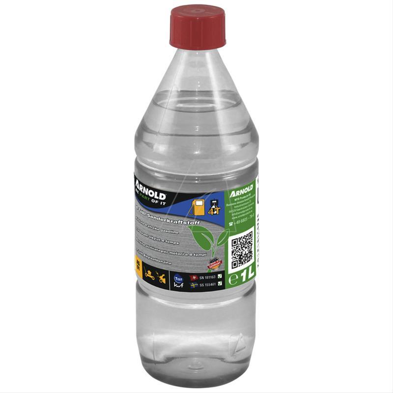 ARNOLD 4-Takt Sonderkraftstoff 1 Liter Bild 1