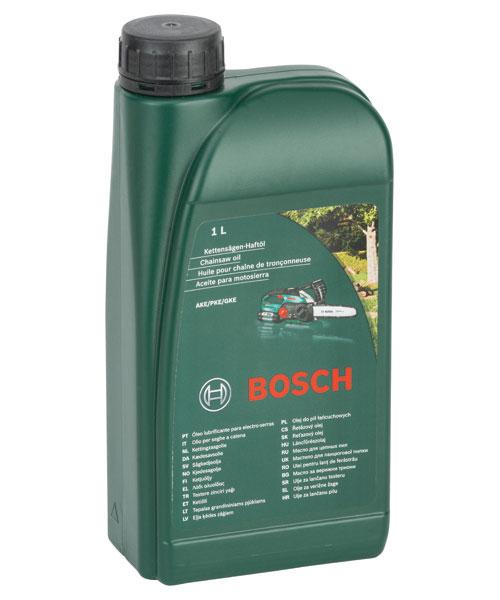 Bosch Bio-Kettenöl / Kettensägenöl 1 L Bild 1