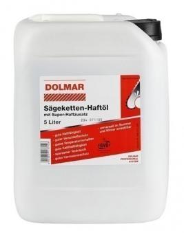 Dolmar Kettenöl / Kettensägenöl mineralisch 5 Liter Bild 1