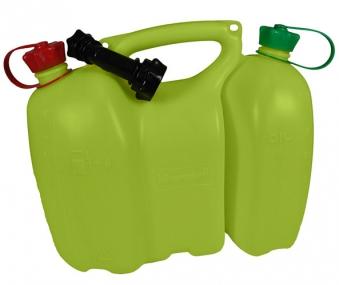 Dolmar Kombikanister Kraftstoff Kanister 3+1,5L Bild 1