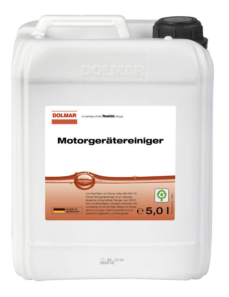Dolmar Motorgeräte Reiniger / Motorsägen Reiniger 5 L Bild 1