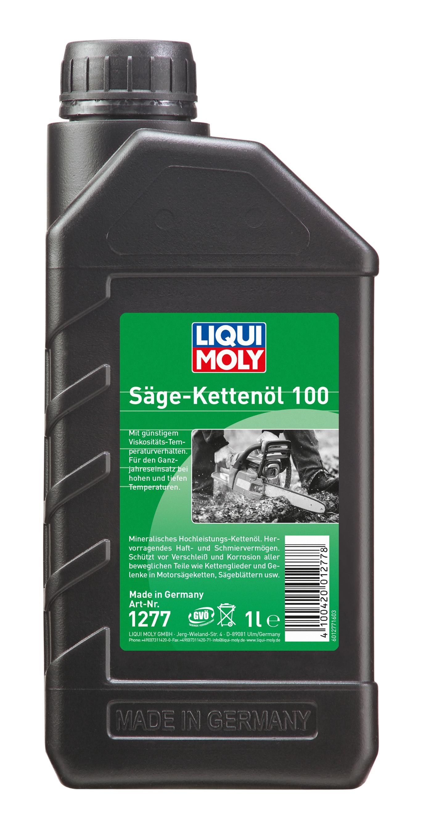 Liqui Moly Säge-Kettenöl 100  1 Liter Bild 1