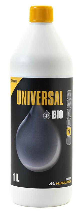 McCulloch Kettenöl / Bio-Kettenöl OLO008 1 Liter Bild 1