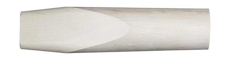 Ochsenkopf Holzeinsatz für Alukeil Bild 1