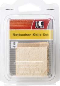 Stielkeil-Set 5tlg. Holz CircumPRO Bild 1