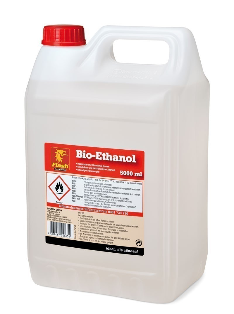 Bio-Ethanol Flash Kanister 5000ml Bild 1
