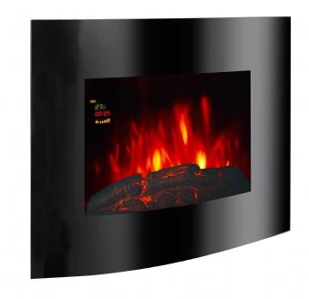 El Fuego LED Elektrokamin / Dekokamin Aarau 1800W Bild 6