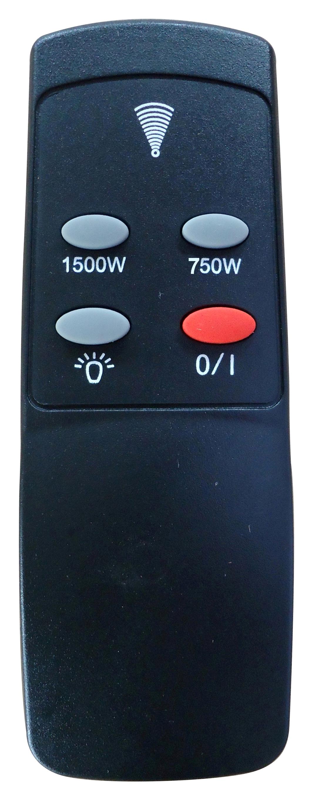 El Fuego LED Elektrokamin / Dekokamin Villach 1500W Bild 2