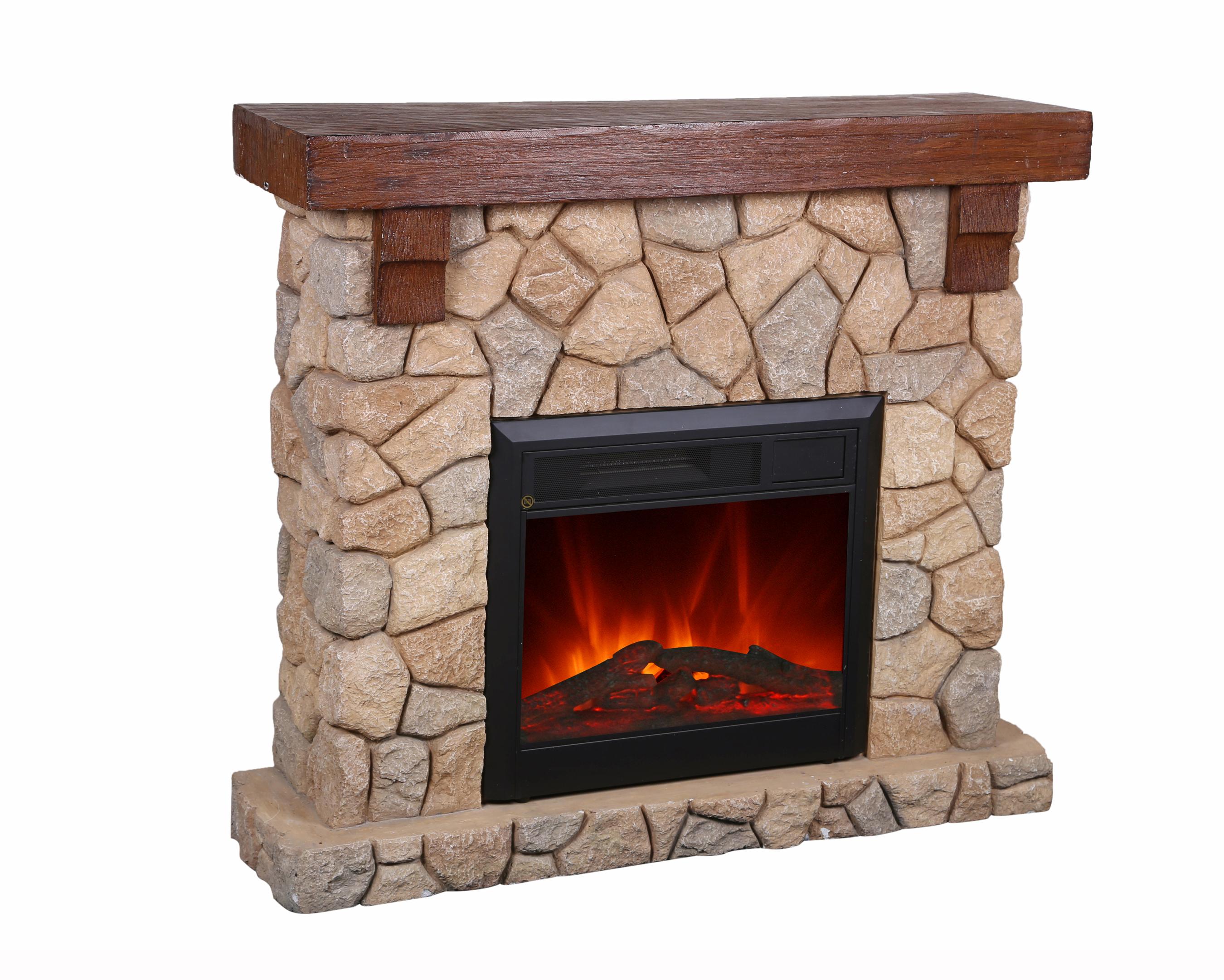 El Fuego LED Elektrokamin / Dekokamin Villach 1500W Bild 4
