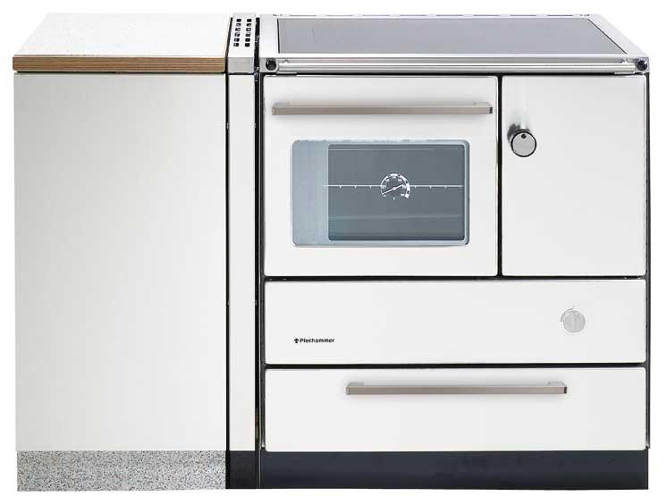 k chenherd kohleherd bartz hkr 75 60 wei anschluss links bei. Black Bedroom Furniture Sets. Home Design Ideas