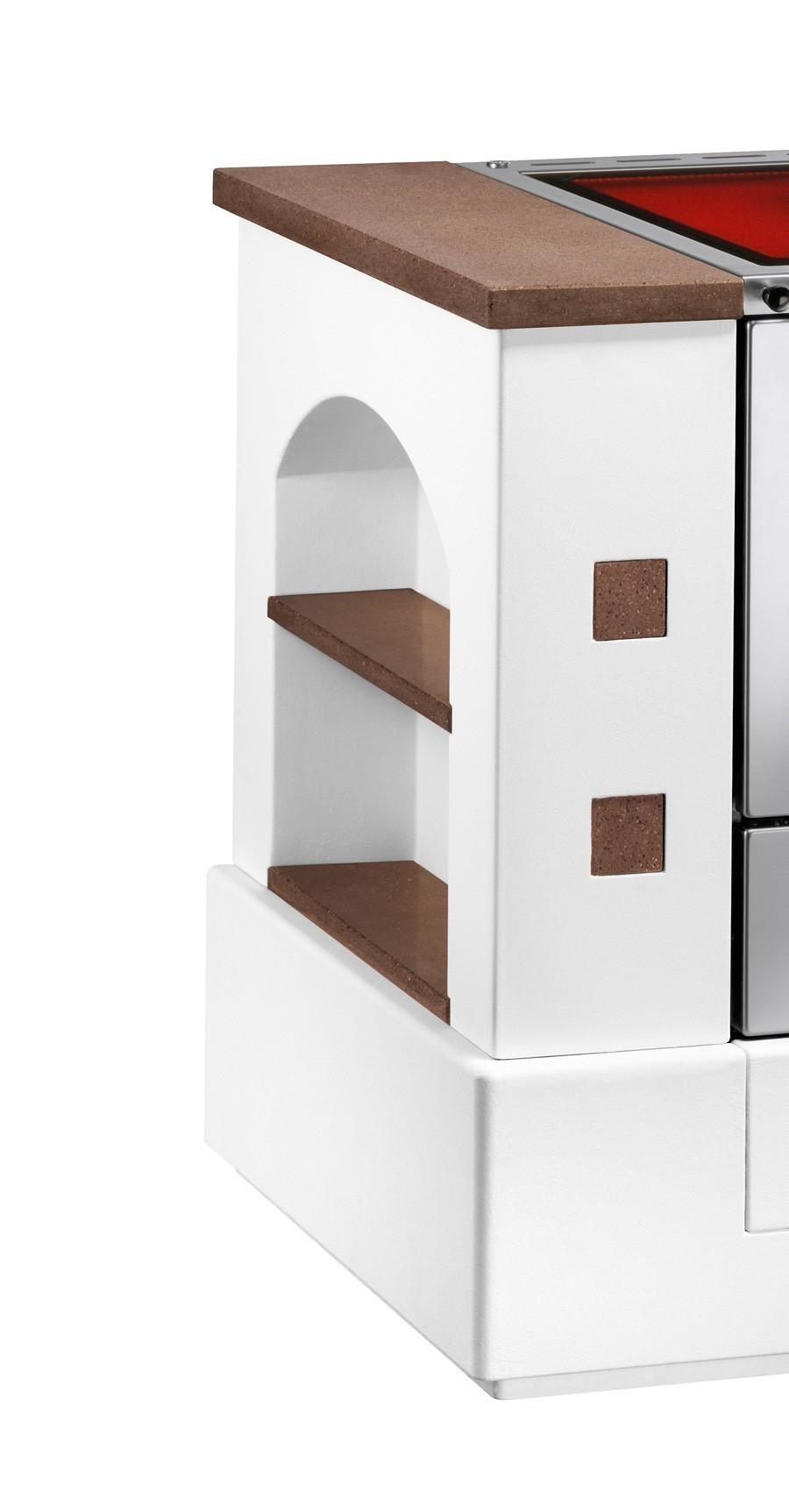 seitenteil f r haas sohn bausatz planai cotto mit facheinlagen bei. Black Bedroom Furniture Sets. Home Design Ideas
