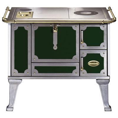 k chenherd kohleherd wamsler k138j gr n stahlkochfeld anschlu links bei. Black Bedroom Furniture Sets. Home Design Ideas