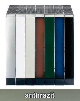 Abstandsverbinder für Wamsler Herde Edelstahl - anthrazit 110 mm Bild 1