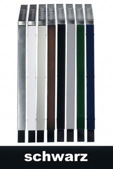 Abstandsverbinder für Wamsler Herde Edelstahl - schwarz 110 mm Bild 1