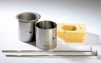 Durchheize-Bausatz für Wamsler Küchenherd K128 Bild 1