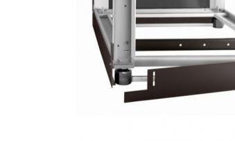 Sockelerhöhung mit Blenden für Haas+Sohn Herd HSD 40 bis 91cm Bild 2