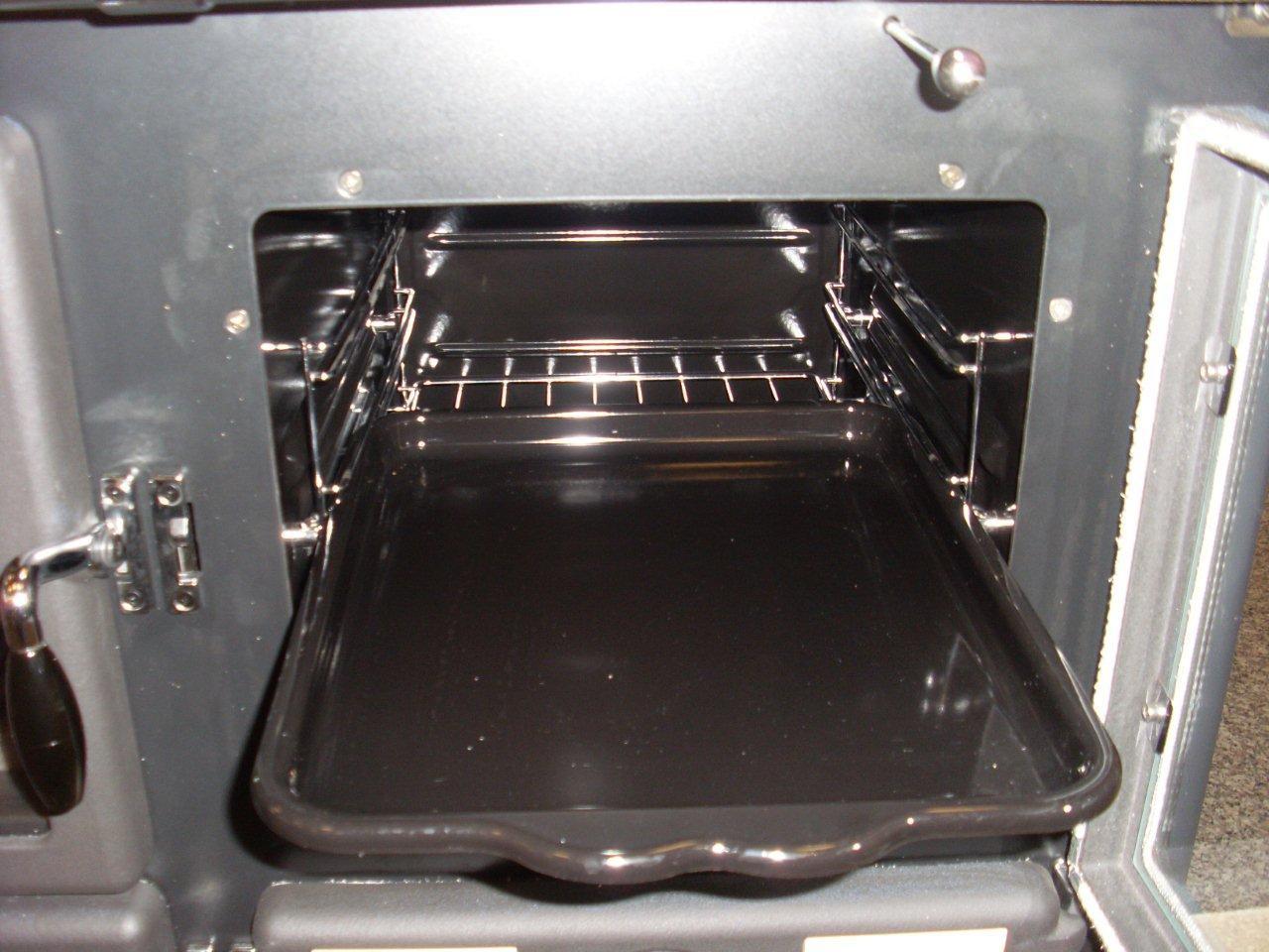 Backblech für La Nordica Kaminofen Isotta forno 29,4x38,5cm Bild 1