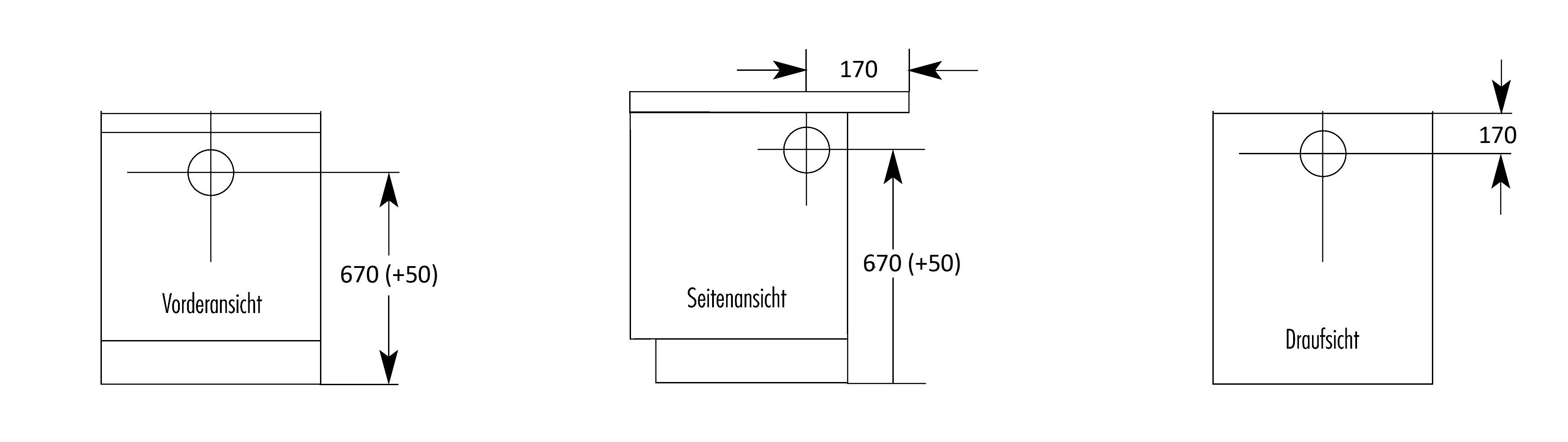 Küchenherd / Kohleherd Wamsler K150S maron Stahlkochfeld Bild 2