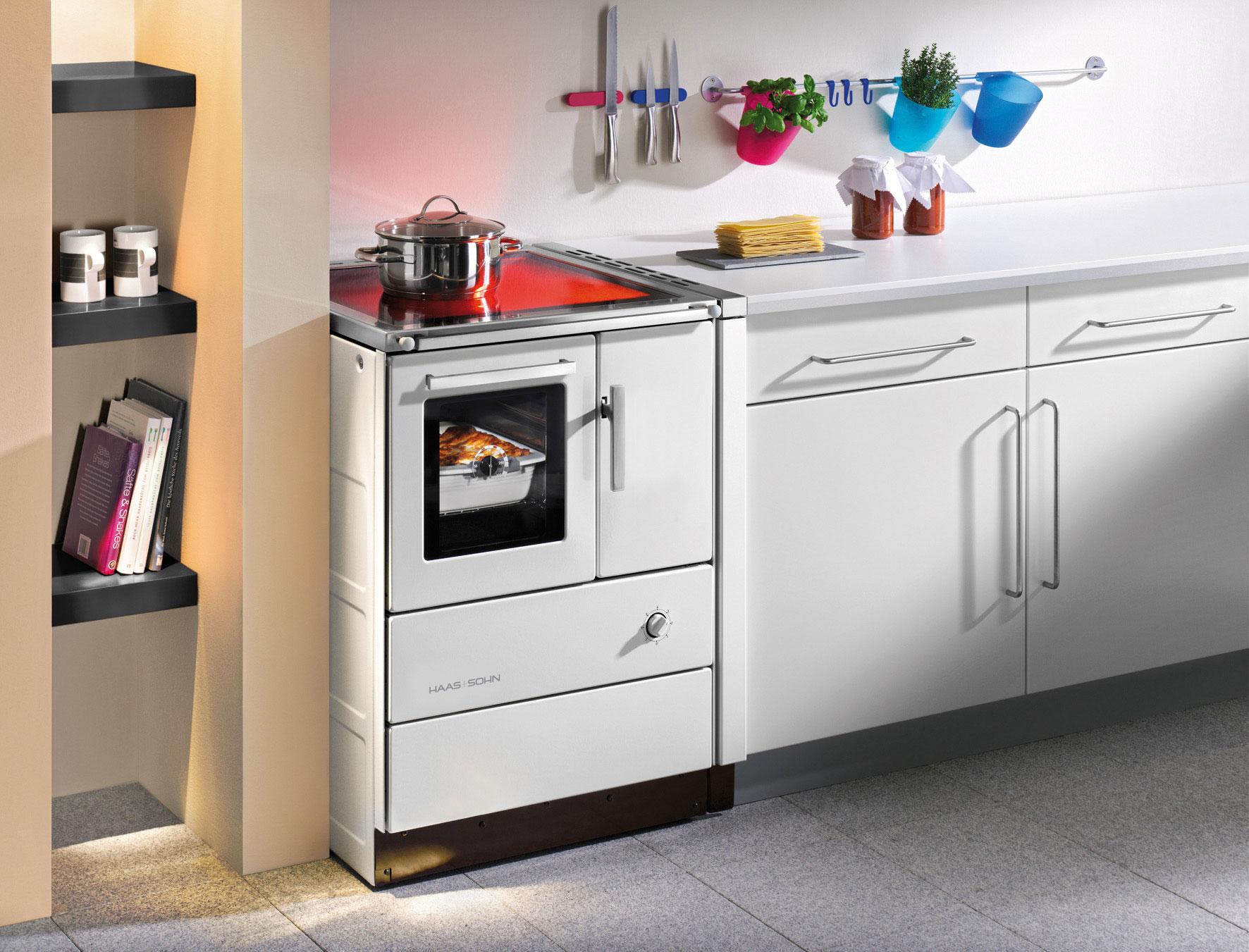 Küchenherde Holzfeuerung österreich
