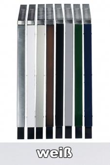 Abstandsverbinder für Wamsler Herde Edelstahl - weiß 55 mm