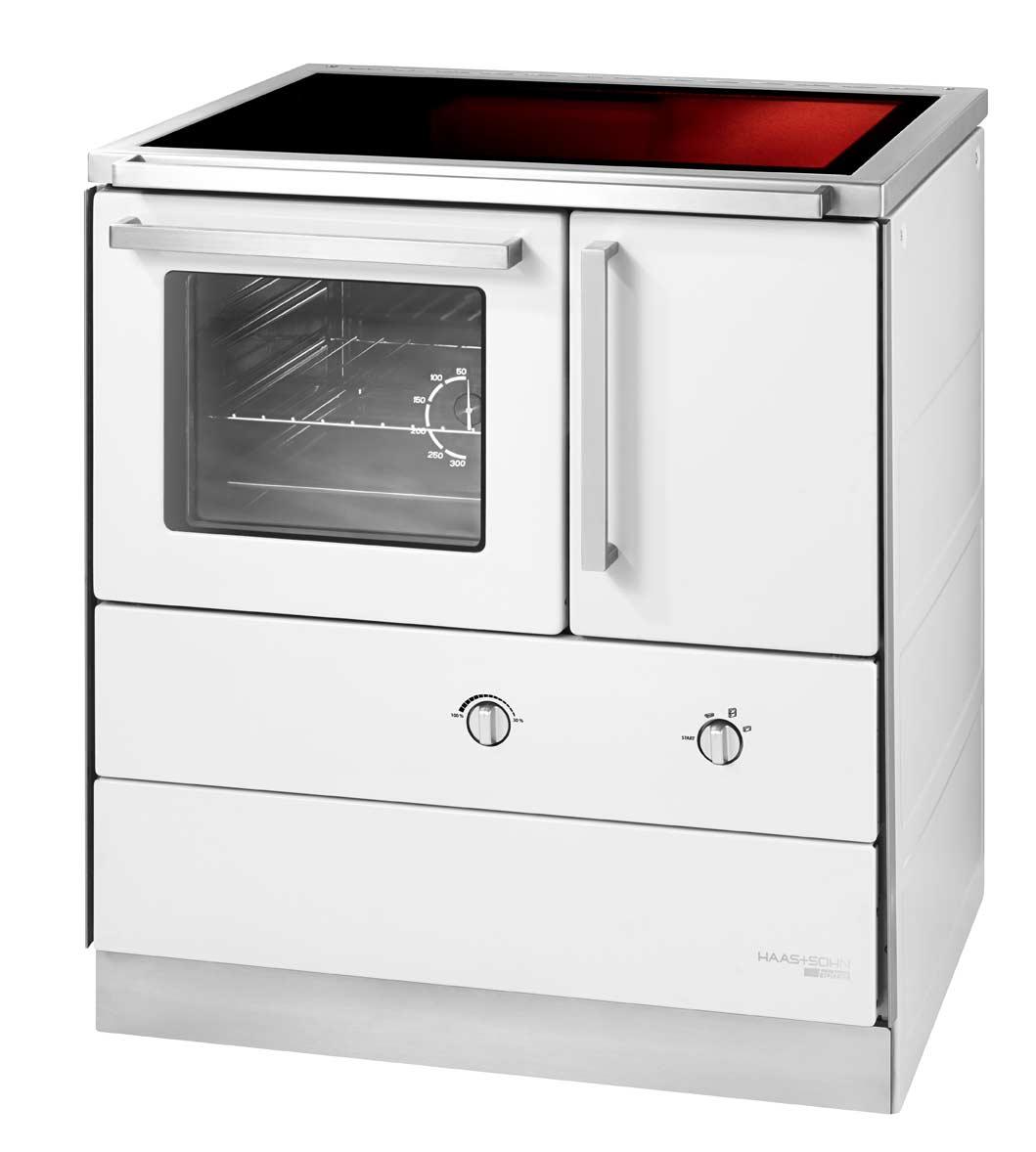 k chenherd haas sohn hsdz 75 5 c easy wei cerankochfeld ans links bei. Black Bedroom Furniture Sets. Home Design Ideas