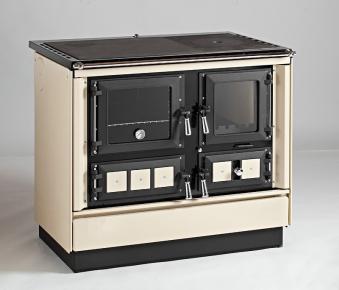 k chenherd holzherd bartz rusti crema anschluss links bei. Black Bedroom Furniture Sets. Home Design Ideas