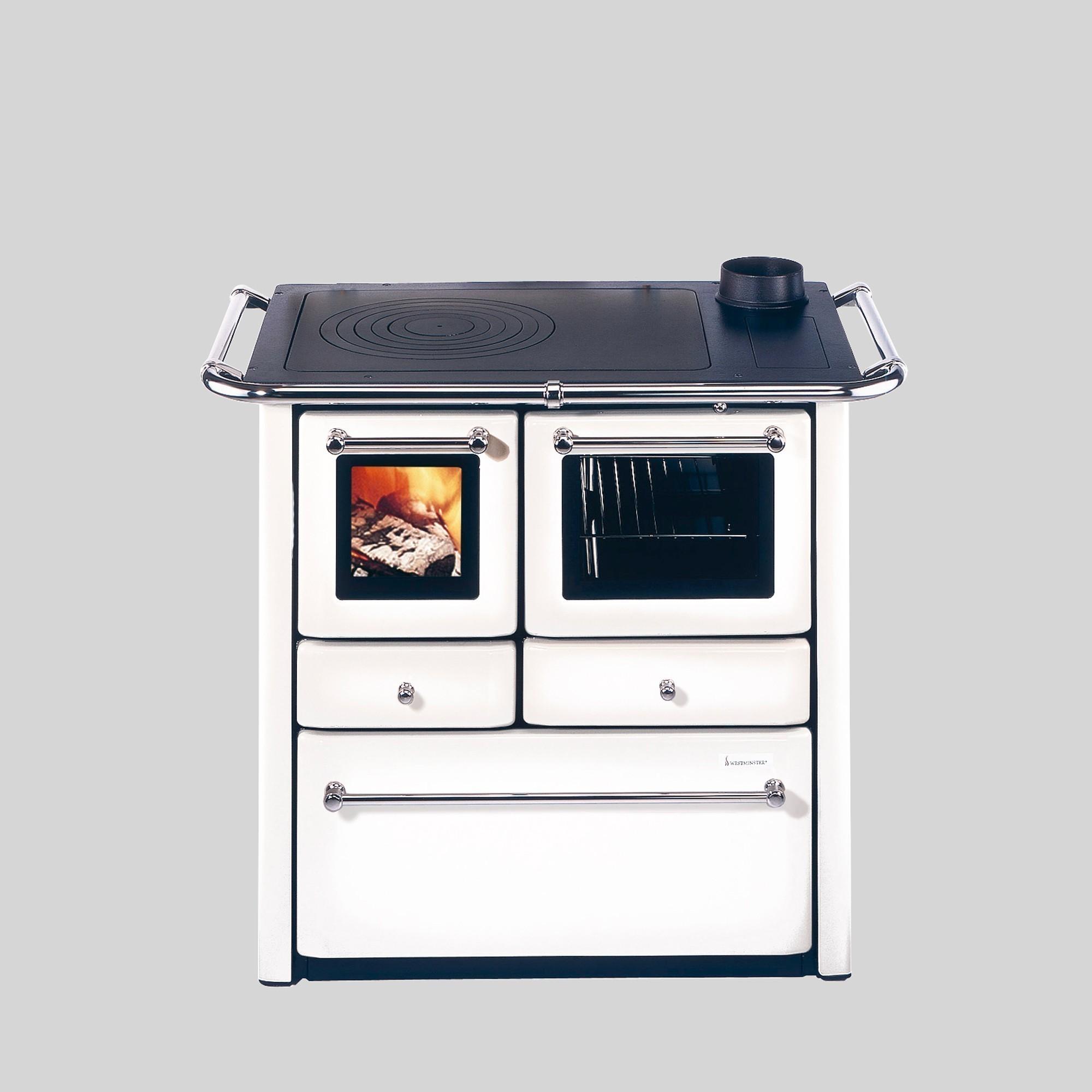 k chenherd westminster wamsler k185 f a wei gussfeld anschluss rechts bei. Black Bedroom Furniture Sets. Home Design Ideas