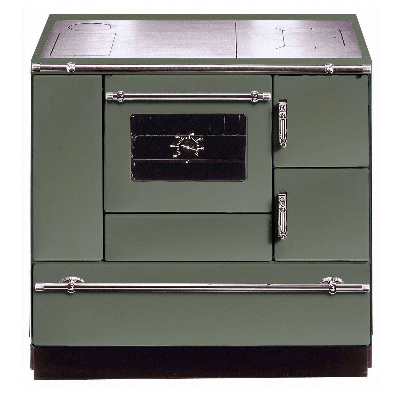 Küchenherd Wamsler K138CL Creative-Line anthrazit metallic Ans links Bild 1