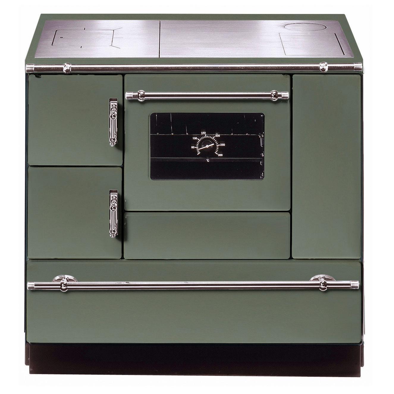 Küchenherd Wamsler K138CL Creative-Line anthrazit metallic Ans rechts Bild 1