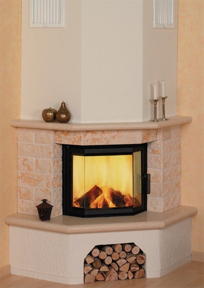 kaminbausatz hark vermont classico beige 7kw bei. Black Bedroom Furniture Sets. Home Design Ideas
