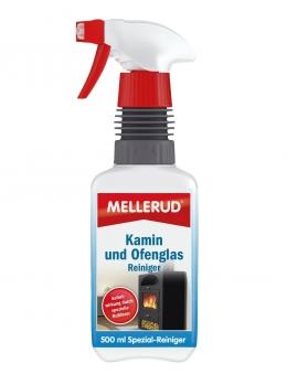 MELLERUD Kamin und Ofenglas Reiniger Aktivschaum 0,5 Liter