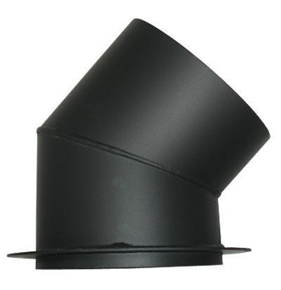Wechselstutzen von 180mm auf 150mm für Haas+Sohn Kamineinsätze Bild 1
