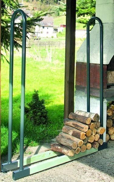 GAH Alberts Holzstapelhilfe mit Bügel Set Bild 1