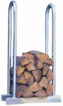 GAH Alberts Holzstapelhilfe mit Rohrbügel 24x147cm 1Stück Bild 1
