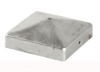 Pfostenabdeckung Pyramide Plus 77x77cm verzinkt Bild 1