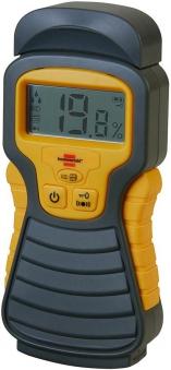 Brennenstuhl Feuchtigkeitsmeßgerät / Feuchtigkeits-Detektor MD